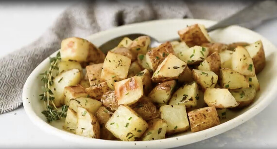 Basic Roasted Potatoes