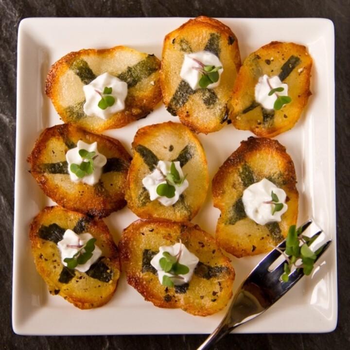 Idaho® Potato Kale Crisps