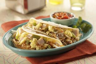 Low Sodium Breakfast Taco