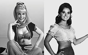 Jeannie is Out of Her Bottle... And Will Join Friend, and Classic TV Icon, Mary Ann at PMA!