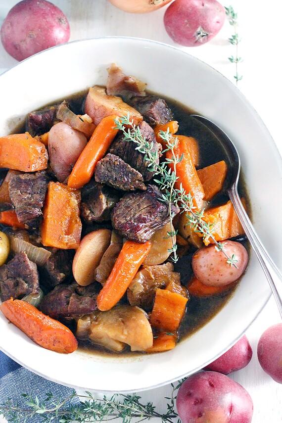 Irish Lamb and Idaho® Potato Stew