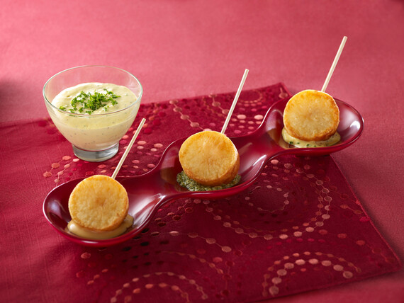 Idaho® Potato Lollipops