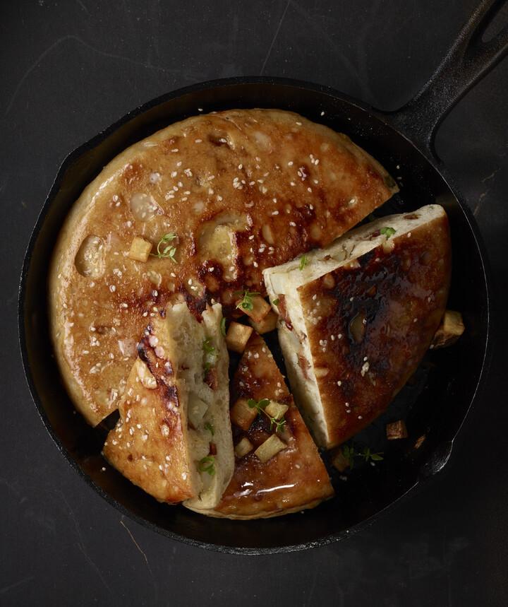 Idaho® Baked Potato Bing Bread