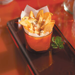 Greek Fries with Idaho® Potatoes