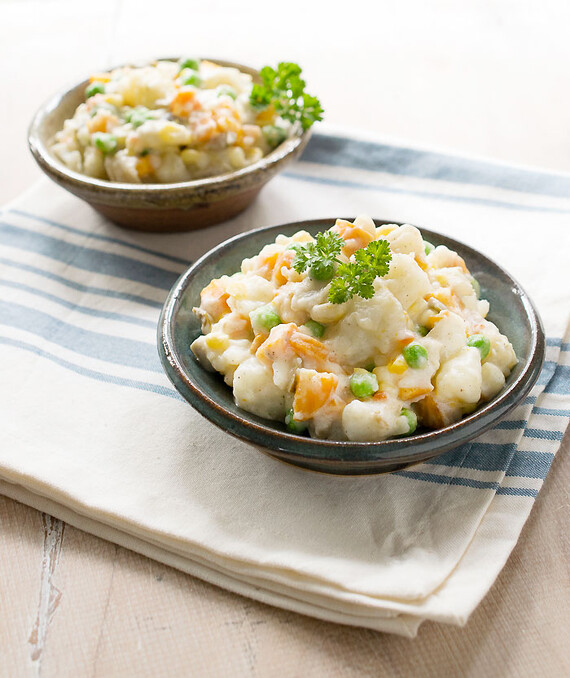 Vegan Brazilian Idaho® Potato Salad