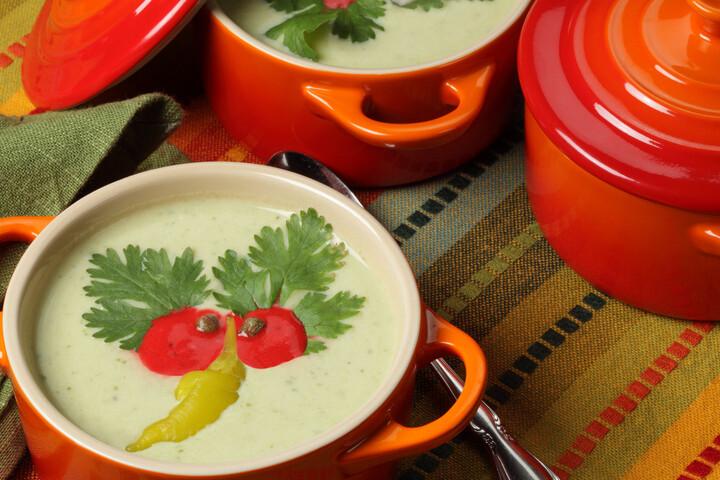 Spooktacular Idaho® Potato Soup