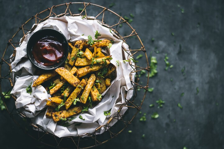 Baked Ras-el-hanout Idaho® Potato Fries