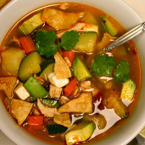 Tortilla Soup to the Rescue