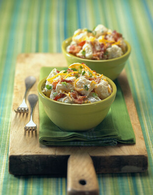 Loaded Baked Idaho® Potato Salad