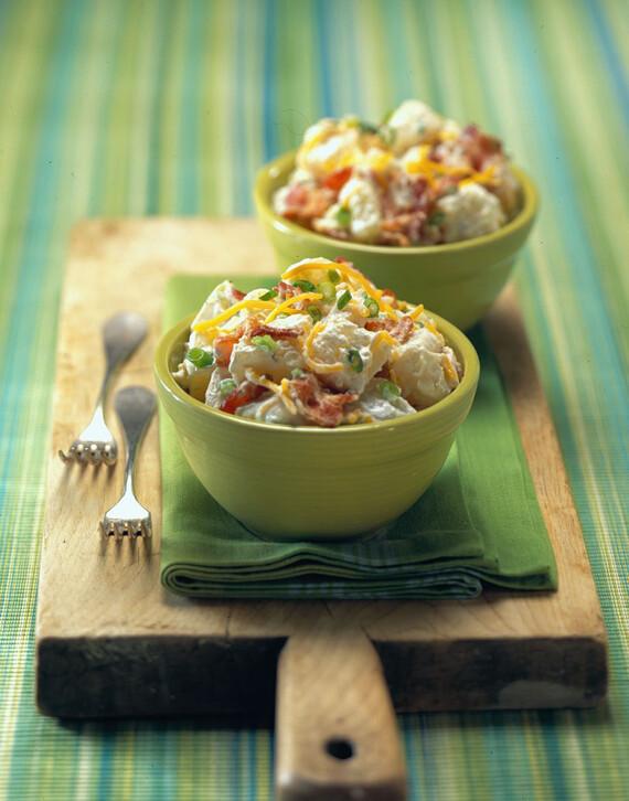 Loaded Baked Idaho® Potato Salad
