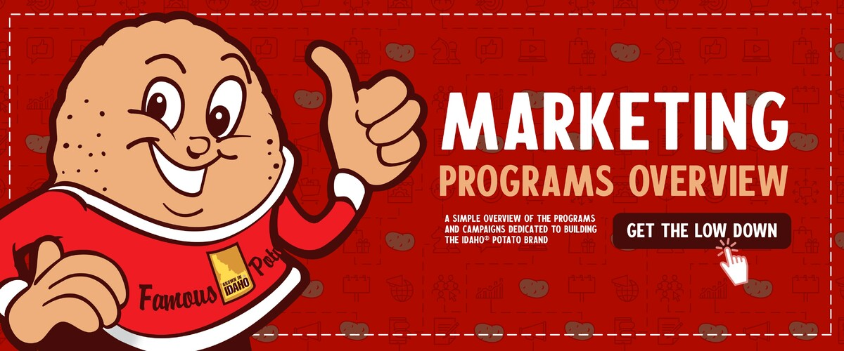 Industry Marketing Programs Overview