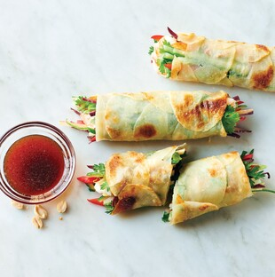 Idaho® Potato Wrap Spring Rolls