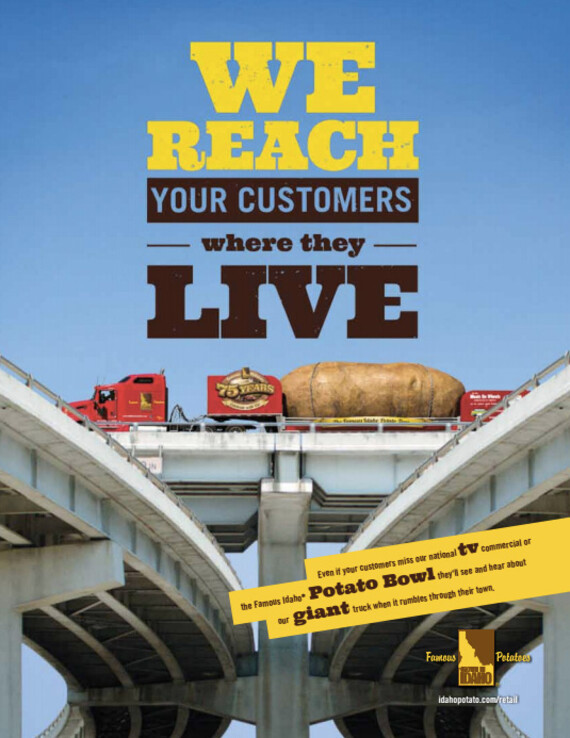 We Reach Your Customers Where They Live