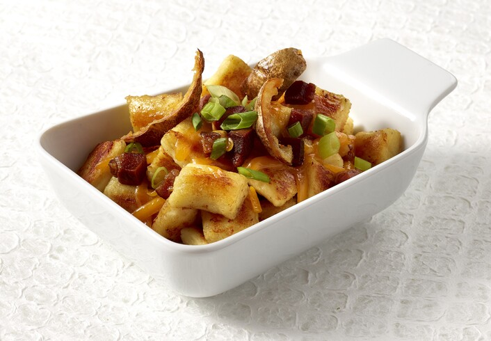 Loaded Baked Potato Gnocchi