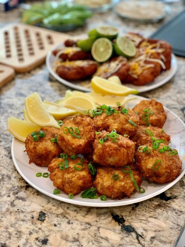 Idahoan® Crab Tumblers!