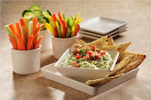 Heart-Healthy Drop Kick Idaho® Potato Dip