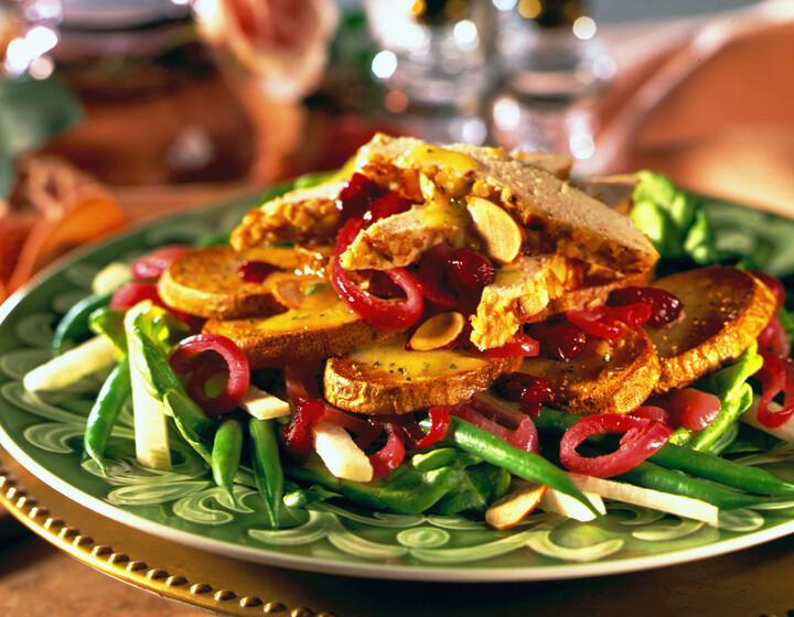 Pan-Seared Idaho® Potato Salad