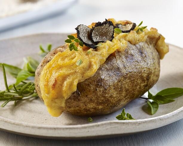 Bone Marrow-Stuffed Idaho® Potato