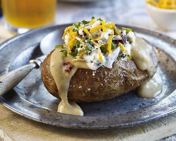 Loaded Idaho® Potato Bisque