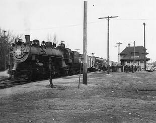 Loading Train