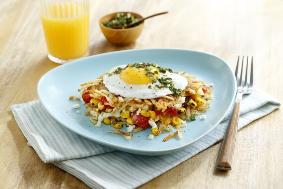Loaded Hash Brown Packets
