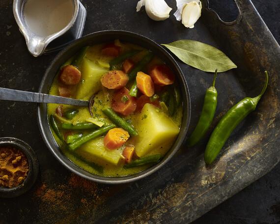 Kerala Potato Stew