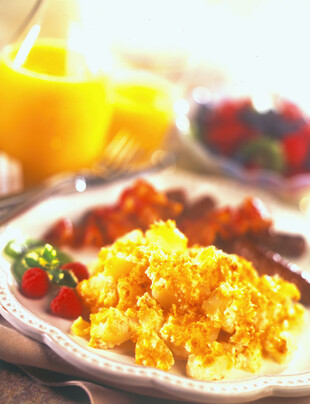Max's Breakfast Potatoes