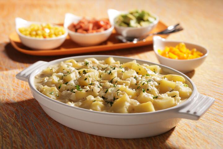 Locro (Cheese Potatoes)