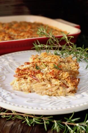 Rosemary Prosciutto Cheesy Idaho® Potatoes