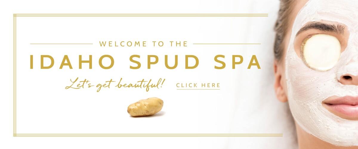 Welcome to the Idaho Spud Spa