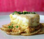 Curry Coconut Corvina with Idaho® Potatoes
