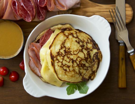 Idaho® Potato Monte Cristo Sandwich