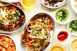 Loaded Idaho® Potato Kimchi Fries