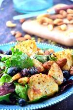 Summer Blueberry Idaho® Potato Salad