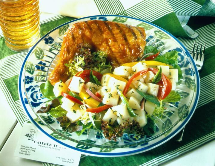 Idaho® Potato Salad Nicoise