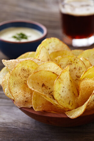 Calabrian Licorice Idaho® Potato Chips