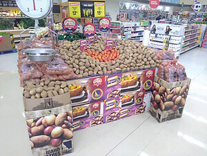 IPC runs first ever Potato Lovers Month contest in Mexico with great success