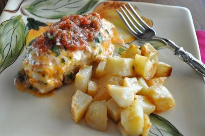 Cilantro, Lime Chicken & Idaho® Potatoes