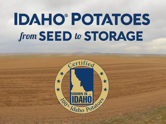 Idaho® Potatoes Harvest Time-Lapse