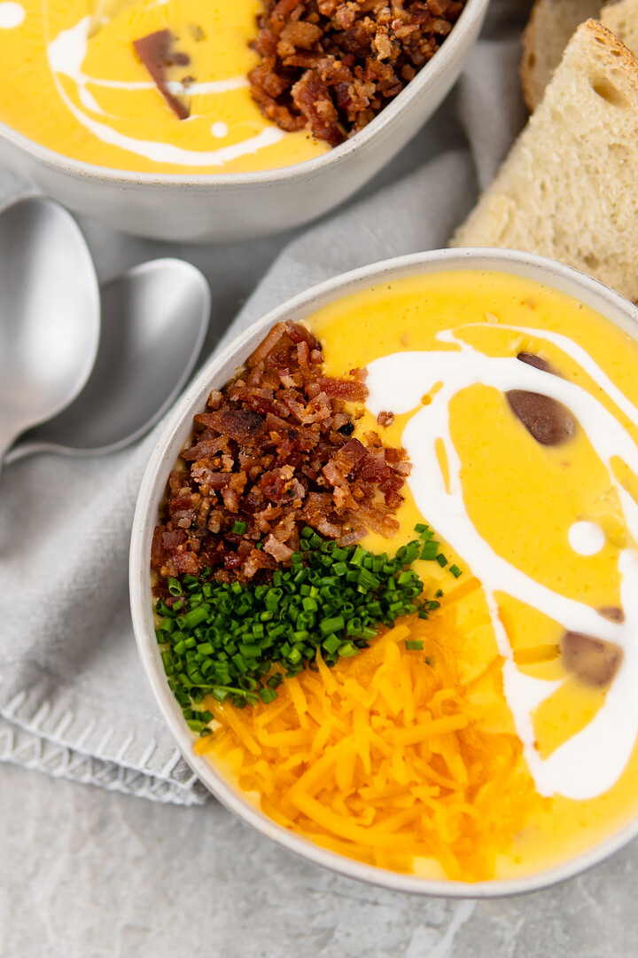 Idaho® Potato and Litehouse® Ranch Soup