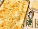 Idaho® Potato and Wisconsin White Cheddar Gratin