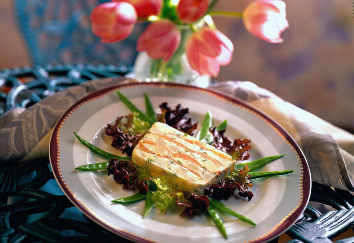 Idaho® Potato and Smoked Salmon Terrine