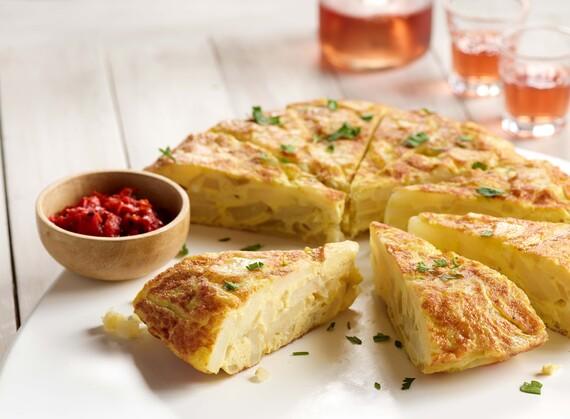 Classic Spanish Tortilla