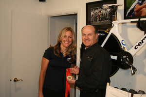 Idaho Potato Commission Salutes World Cycling Champion and Boise Native, Kristin Armstrong