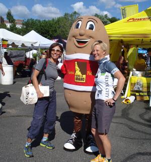 Idaho Potato Commission Sponsors Inaugural Exergy Tour in Idaho