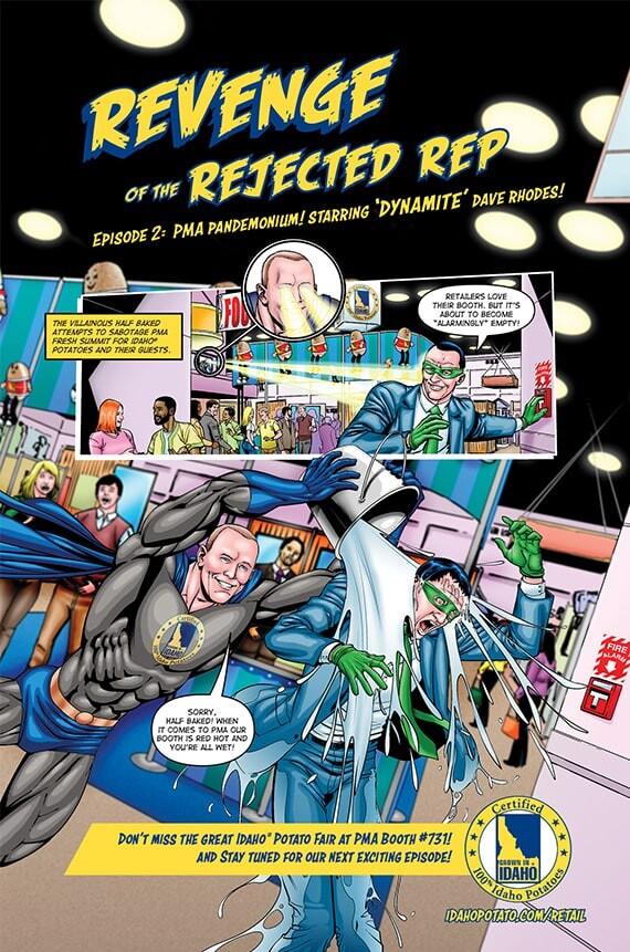 "Episode 2: PMA Pandemonium! Starring ""Dynamite"" Dave Rhodes!"