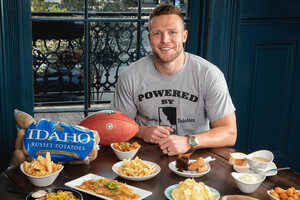World's Most Versatile Vegetable, Idaho® Potatoes, Pairs Up with Football's Most Versatile Player, Taysom Hill