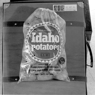 Package of Potatoes