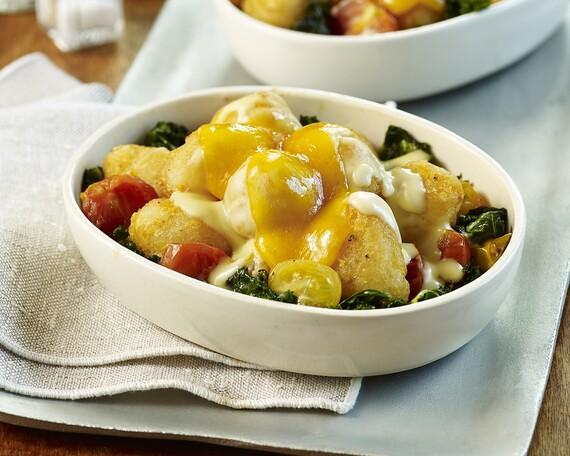 Idaho® Potato Tot Casserole