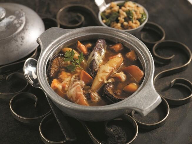 Pot-Pot Vegetarian Potato Medley Pot